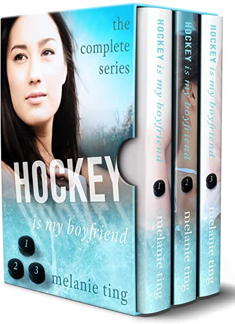 Hockey Is My Boyfriend: The Complete Series (English Edition)