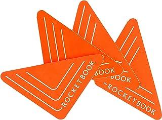 Rocketbook Beacons - Digitalisez vos tableaux blancs - Balises réutilisables pour sauvegarder vos notes prises sur un tabl...