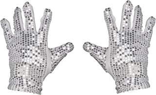 Rock Star LED and Light - Up Right Hand Sequin Glove