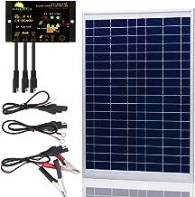 Best 20w 18v solar panel Reviews