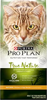 Purina Pro Plan Natural High Protein Adult Dry Cat Food