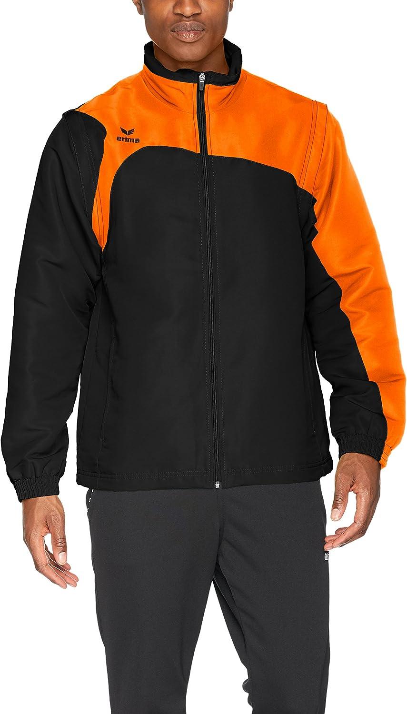 Erima Herren Club 1900 2.0 Jacke, mit Abnehmbaren Ärmeln, Mehrfarbig B01MZFTDB1  Stabile Qualität
