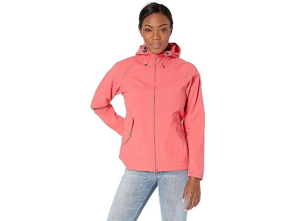 Fjallraven Greenland Wind Jacket (Peach Pink) Women