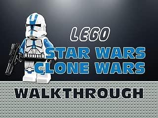 Clip: Lego Star Wars Clone Wars Walkthrough