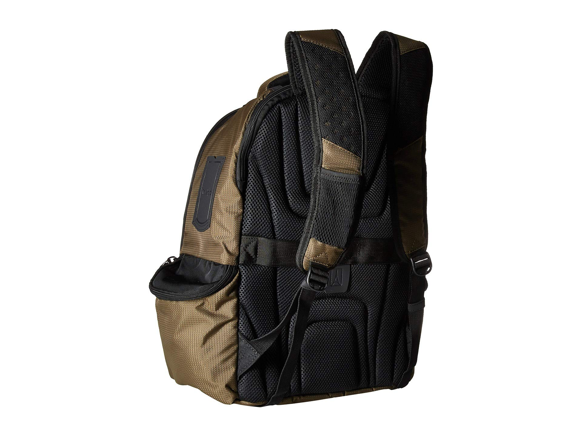 By Backpack Travelpro black Computer Olive Bold 1wxfq8
