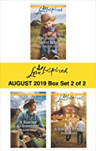 Harlequin Love Inspired August 2019 - Box Set 2 of 2: An Anthology