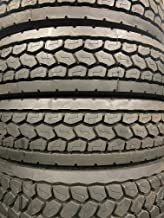 (4-Tires) 285/75R24.5 H/16 PLY 147/144K - ROAD CREW DRIVE TIRES 28575245