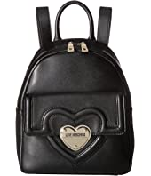LOVE Moschino - Leather Mini Backpack