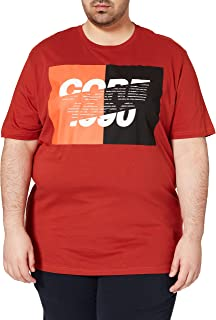 Jack & Jones Men's Jconovo Tee Ss Crew Neck Ps T-Shirt