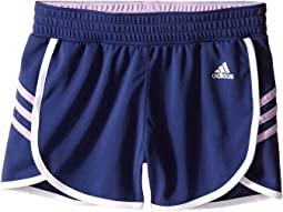 "Ultimate 3"" Stripe Knit Shorts (Big Kids)"