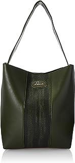 Lavie Jaara Women's Handbag with Wallet (Olive) (Numbers 1)