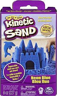 Kinetic Sand 8 oz Blue