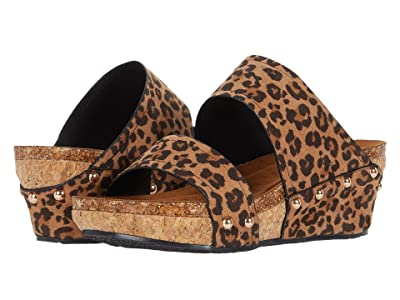 VOLATILE Gertie (Tan/Leopard) Women