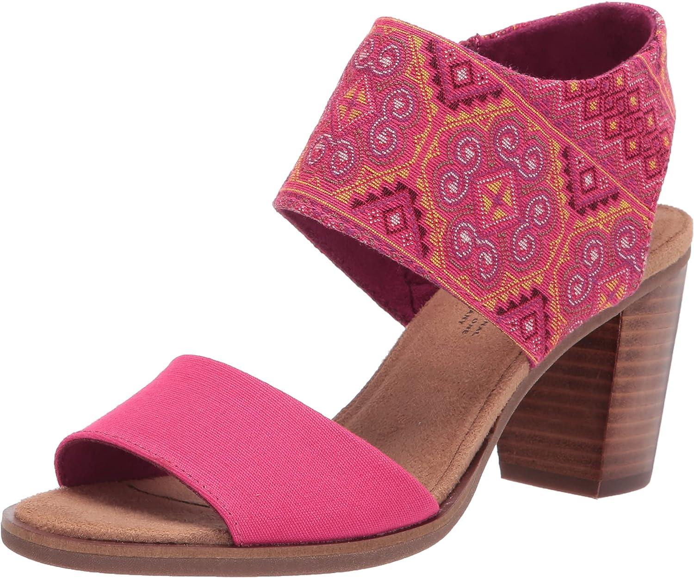 TOMS Women's Majorca Brand Cheap Sale Venue Sandal Cut-Out Popular products