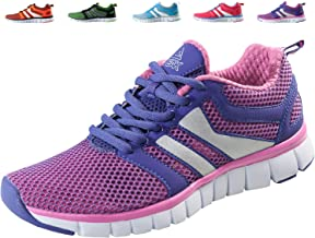 PEAK Mens Womens Running Shoes Lightweight Breathable Sports Sneakers