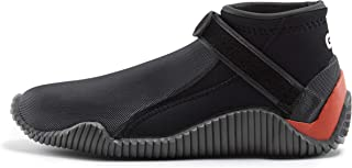 2020 Gill Aquatech Sailing Shoes - Black/Orange - 963