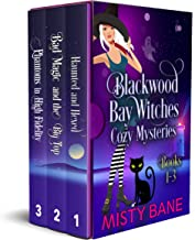 Blackwood Bay Witches: A Paranormal Cozy Mystery Box Set (Blackwood Bay Witches Paranormal Cozy Mystery Box Set Book 1)