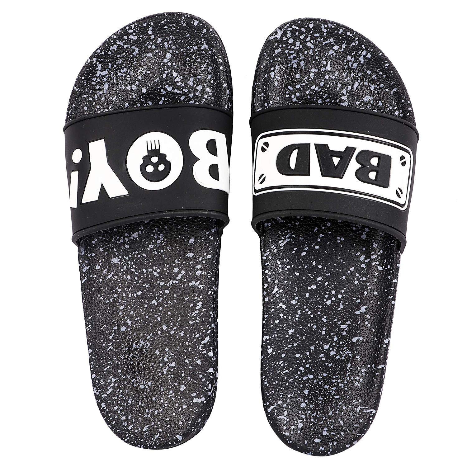 Buy OCTRO Bad Boys Mens and Boys Slippers and Flip Flops at Amazon.in