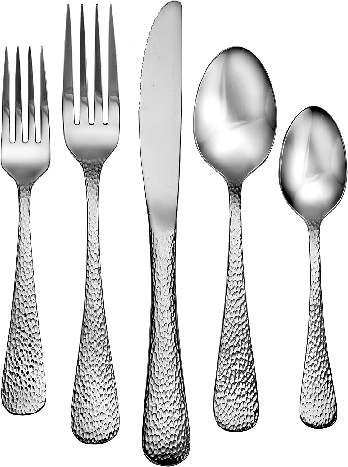 Liberty Tabletop Providence 20 Piece Set 4 2021 model Cheap mail order sales for service Flatware