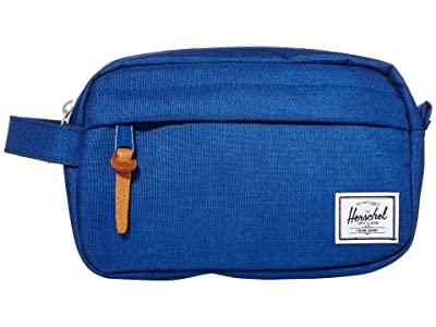 Herschel Supply Co. Chapter Carry On (Monaco Blue Crosshatch) Bags