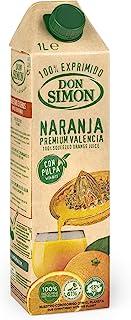 DON SIMON Orange Juice With Pulp 100% Natural, 1 Litre