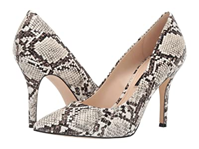 Nine West Flax Pump (Cream Multi 1) High Heels