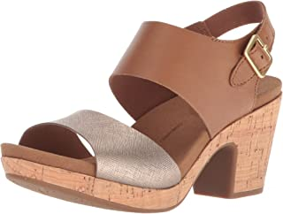 Rockport Unisex-Adult Vivianne 2 Part Heeled Sandal