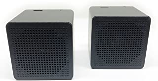 Wireless Bluetooth Speakers: True Twin Portable TWS Mini Stereo Mic Dual Big Super Bass Microphone Outdoor Pair Compatible with iPhone Android Samsung Galaxy Nexus MAC PC Echo