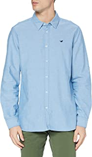Mustang Clemens Oxford Chemise Homme