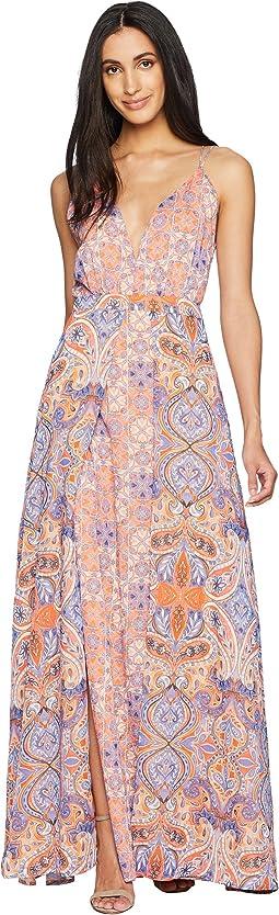 The Jetset Diaries Saffron Maxi Dress