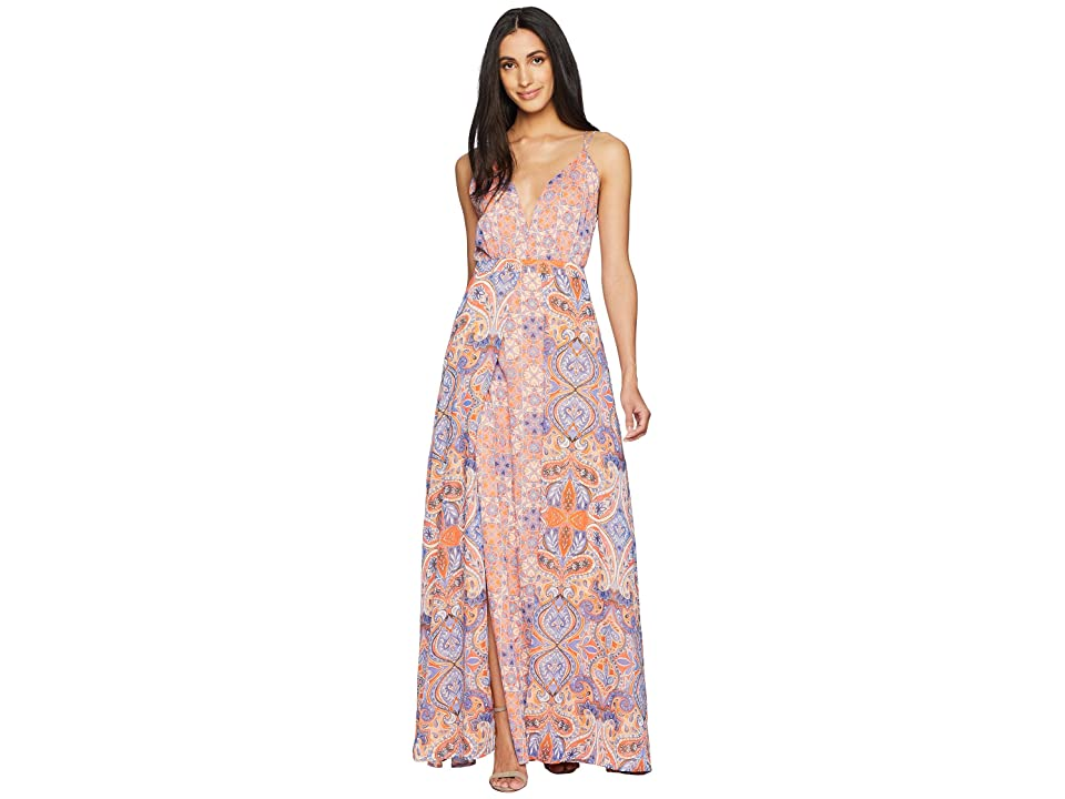 The Jetset Diaries Saffron Maxi Dress (Saffron) Women