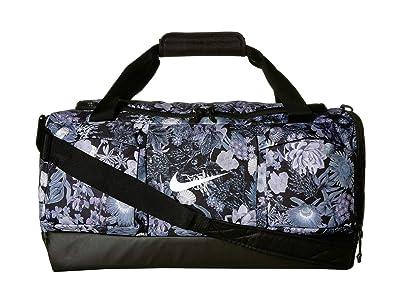 Nike Sport Printed Golf Duffel Bag (Anthracite/Black/White) Duffel Bags