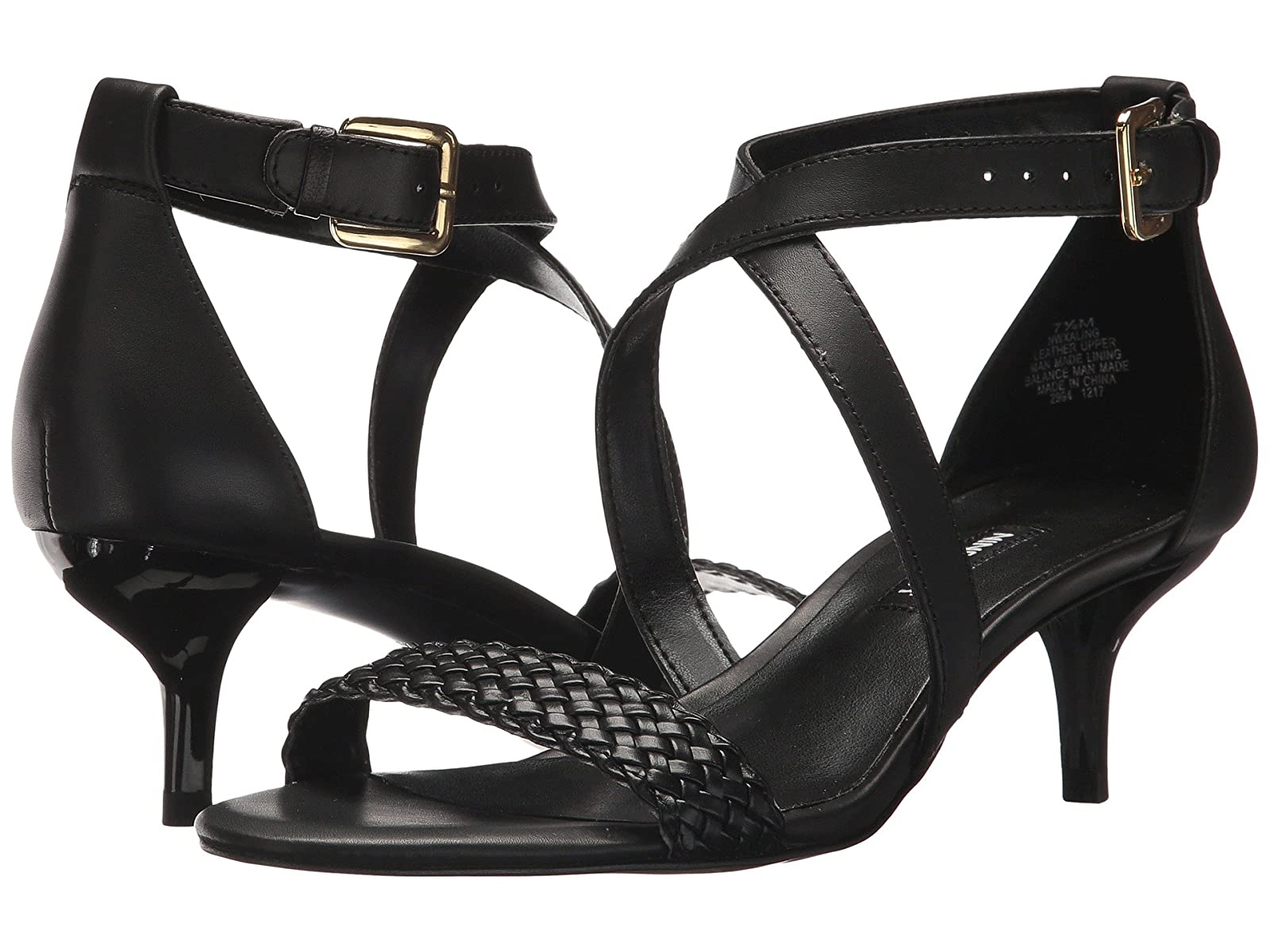 Nine West Xaling Strappy Heel SandalsCheap and distinctive eye-catching shoes
