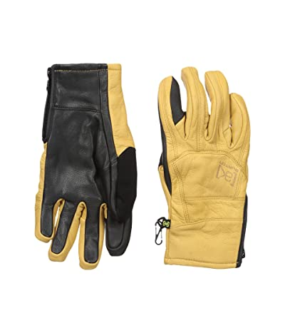 Burton [ak] Leather Tech Glove (Raw Hide) Extreme Cold Weather Gloves