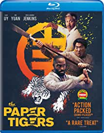 Martial Arts Action-Comedy THE PAPER TIGERS arrives on Blu-ray, DVD June 22 from Well Go USA
