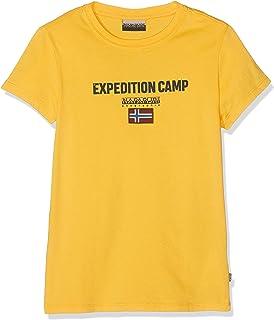K Sonthe Freesia Yellow Camiseta para Niños