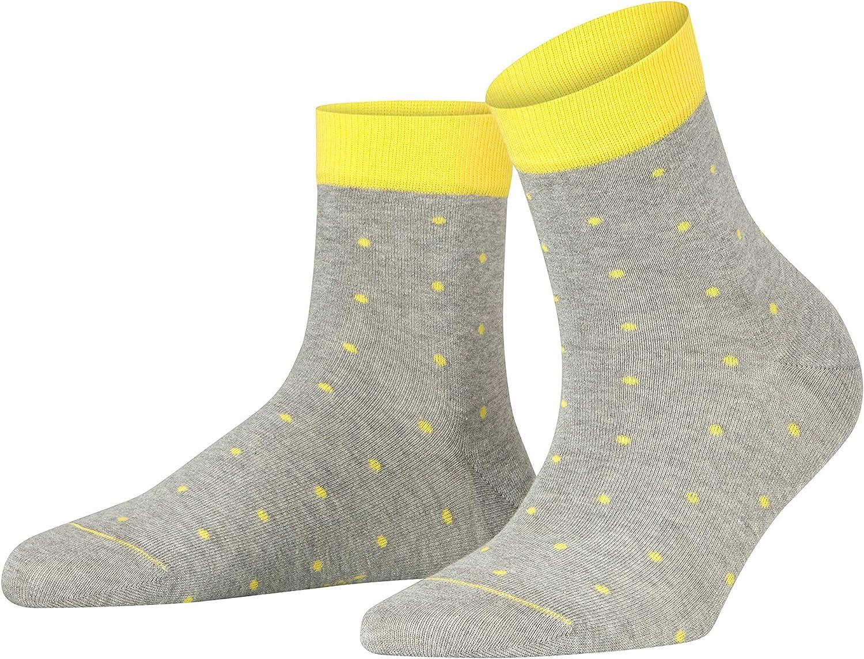 Esprit Small Dots 2 Pack Damen Socken Mit Punktdesign Bekleidung