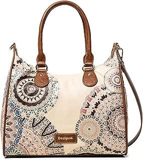 Luxury Fashion | Desigual Womens 19WAXPDHBEIGE Beige Handbag | Fall Winter 19