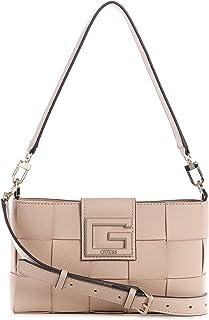 Guess Damen Top Zip Shoulder Bag Liberty City Umhängetasche mit Reißverschluss, Einheitsgröße