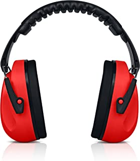HearTek Kids Ear Protection Noise Reduction Children Protective Earmuffs – Sound Cancelling Hearing Muffs for Toddler, Baby, Infants – Adjustable, Foldable with Travel Bag