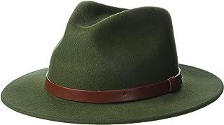 قبعة رجالية من BRIXTON مقاس متوسط من اللباد فيدورا