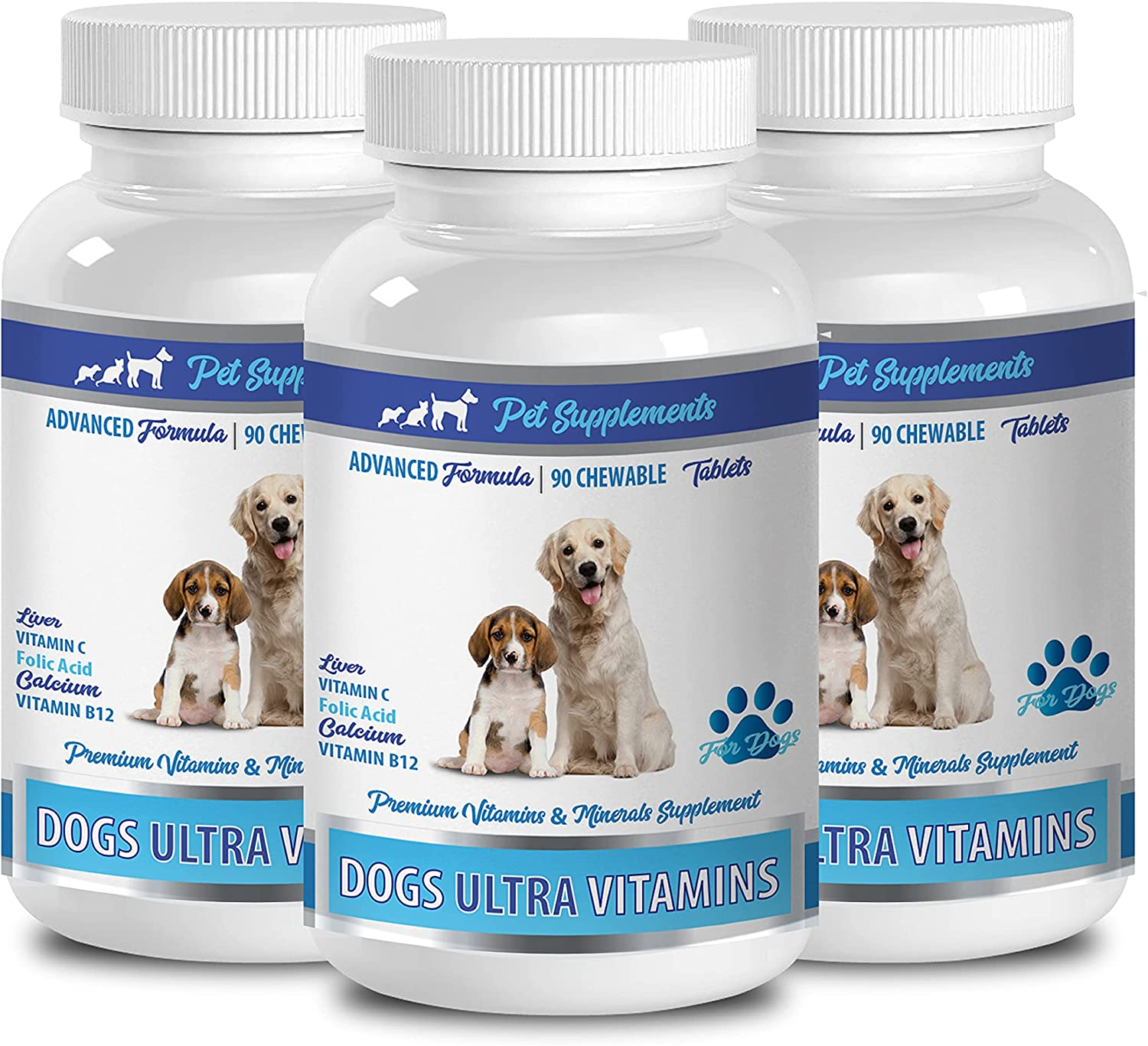 Dog Minerals Max 83% OFF - Ultra Vitamins Sale Formul Chews Powerful for Dogs