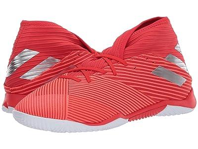 adidas Nemeziz 19.3 IN (Active Red/Silver Metallic/Solar Red) Men
