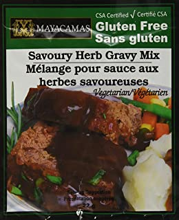 Mayacamas Savory Herb Gravy Mix, 0.80-Ounce Packets (Pack of 12)