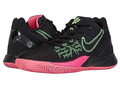 Nike Kids Kyrie Flytrap II (Big Kid) (Black/Black/Hyper Pink/Rage Green) Boys Shoes