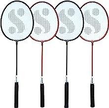 Silver's Unisex Adult Sil-Sm-Combo 7 Aluminum Badminton Racquet - Multicolor, G3