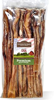 Downtown Pet Supply 12 Inch American Bully Sticks for...