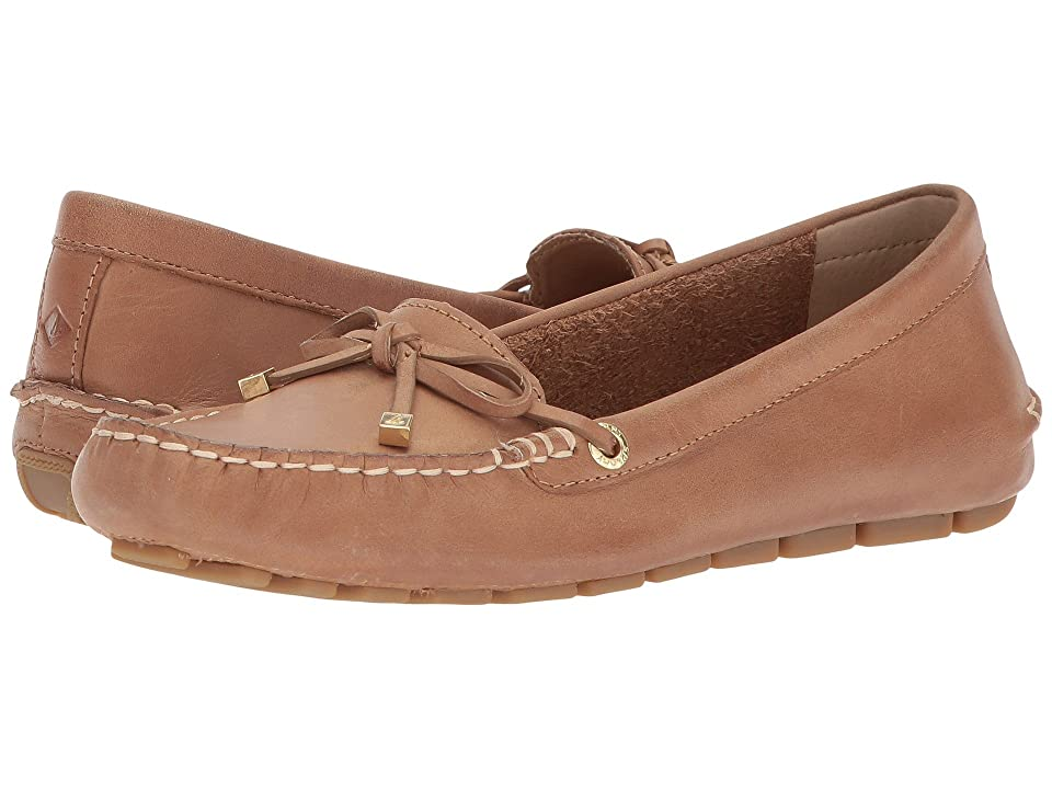 Sperry Katharine Leather (Tan) Women