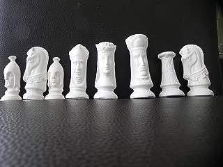 Best unpainted chess sets Reviews