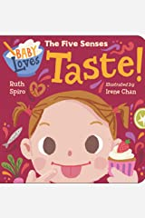 Baby Loves the Five Senses: Taste! (Baby Loves Science) Kindle Edition